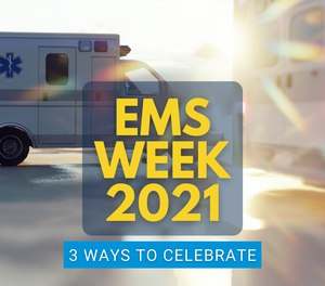 "It's fitting that this year's theme, ""This is EMS: Caring for Our Communities,"" emphasizes those strong local ties, and should be the goal of EMS Week festivities: highlighting the work of skilled providers and connecting it to the health of the community."