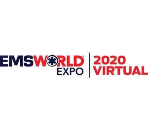 The organizers of the EMS World Expo have announced that this year's conference will take place as a virtual experience. The online event is scheduled for Sept. 14-18, 2020. (Photo/EMS World Expo)