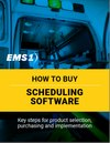 How to buy scheduling software (eBook)