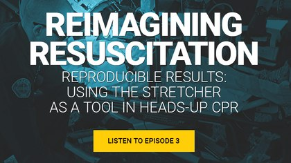 Reimagining Resuscitation - Episode 3: Reproducible results