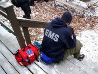 Is meditation the best cure for PTSD in EMS?