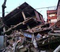 Earthquake in northeast India