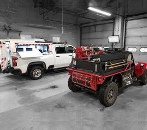 Rapid response vehicles offer versatility at a lower cost of acquisition and operation. (image/ESI Equipment)
