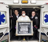 #StayHomeforUs: EMS providers use social media campaign to promote COVID-19 safety