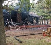 2 Md. FFs burned during rescue effort at fatal fire