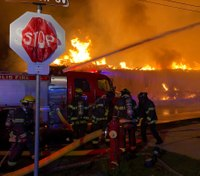Minneapolis 'war zone': FFs respond to 30 arson fire incidents amid protests