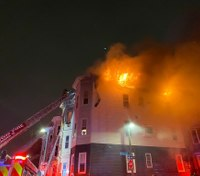 6 Boston firefighters injured in 7-alarm fire