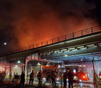Philadelphia FFs respond to 378 fires in 3 days of civil unrest