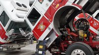 Albuquerque Fire Rescue opens new fleet facility
