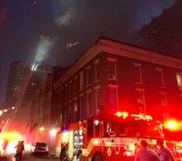 2 New Orleans FFs injured battling 4-alarm fire at French Quarter hotel