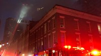 2 New Orleans FFs injured battling 4-alarm fire at French Quarter hotel
