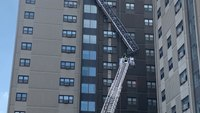 Video: Boston FFs rescue workers dangling from 12th floor of high-rise