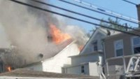 At least 8 NJ FFs hurt battling blaze after residents delayed calling 911