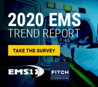 Participate in the 2020 EMS Trend Report Survey