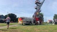 Ohio FFs rescue teen on zipline