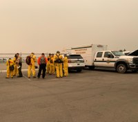 Firefighting helicopter crashes in Calif., killing pilot and sparking new wildfire