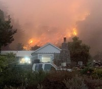 14 FFs forced to deploy shelters, suffer injuries during Calif. wildfire