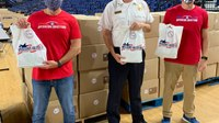 Nonprofit delivers more than 8K care packages to NYC, DC, Pa. first responders