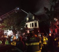 12 FDNY FFs injured at 5-alarm blaze