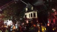 12 FDNY FFs injured at 5-alarm blaze