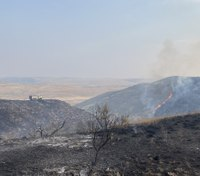 Pilot dies in tanker plane crash battling Idaho wildfire