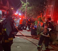 Boston FF injured in fire at multi-family home