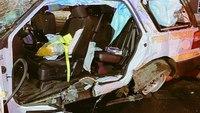 Denver FD shift commander injured in crash responding to fire
