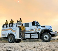 Photo of the Week: Denver FFs on front lines of Colorado's largest wildfire