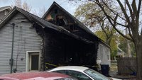 Two Mich. firefighters injured fighting residential fire