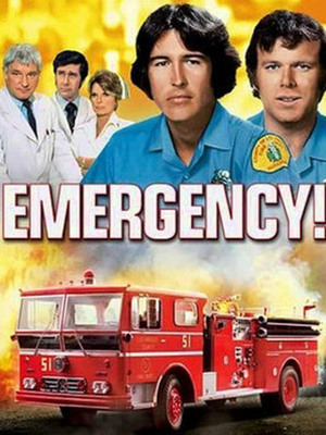 """And not long after """"Emergency!"""" ended its initial TV run, I was gearing up to join the fire service."""