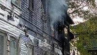 2 Boston FFs injured in 4-alarm blaze