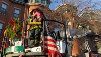Photo of the Week: 'A great team save' by Boston FFs