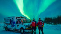 Photo of the Week: Northern night shift