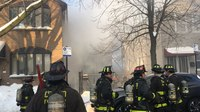Mayday: 6 Chicago FFs hospitalized after flashover