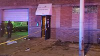 At least 12 shot, 2 fatally, at Chicago business