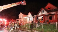 3 Indianapolis FFs hurt battling house fires