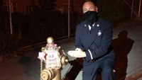 Photo of the Week: San Francisco's miracle hydrant turns 115