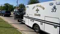 3 injured after ambulance stolen at New Orleans hospital