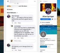 Dallas battalion chief under investigation for Facebook post
