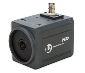 The new Nite-Watch™ HD color camera features  HD resolution and is smaller in size than the Standard Definition camera sold with the Flashback3 system.
