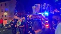 Mass. cop shot 4 times in hourslong standoff; 2 dead