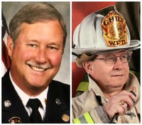 Past IAFC Fire Chief of the Year winners say advice, encouragement and support is key to reaching your goal