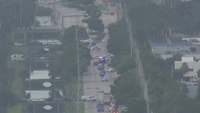 Police: 2 Fla. officers wounded in shootout, gunman killed