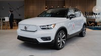 Volvo donates electric SUV to FDNY for extrication training