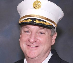 Chief of Department James Leonard, the top uniformed officer in the FDNY, has been relieved of his duties and put on modified assignment. (Photo/FDNY)