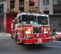 3rd FDNY member tests positive for COVID-19, 30 waiting fortest