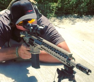 WMD Guns offer rifles in 9mm .223, .308 and 6.5 Creedmoor. (Photo/Pete Goode)