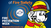 Fire Prevention Week theme announced: 'Learn the Sounds of Fire Safety'