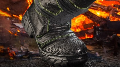 How to choose the right firefighting boot (eBook)