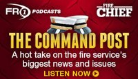 The Command Post Podcast: Does the fire service need a stronger safety culture?